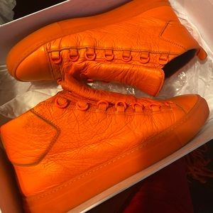 Balenciagas Hightops Sz 10